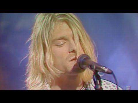 Nirvana - Heart-Shaped Box (Live) - YouTube