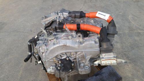 2008 LEXUS RX400 RX400H AUTOMATIC TRANSMISSION 4WD HYBRID 140K MILES OEM 260 #11