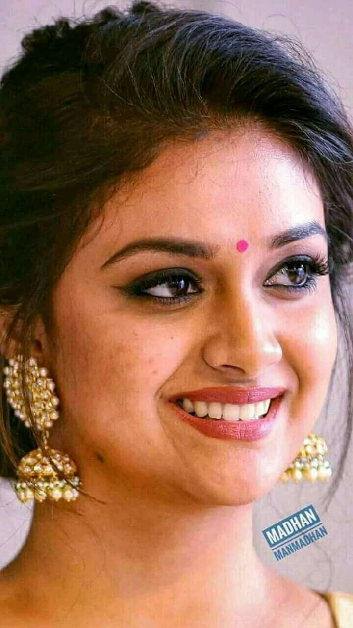 Two nose piercing  Pin by Gdas Reachal on Keerthi Suresh  Pinterest  Bollywood and