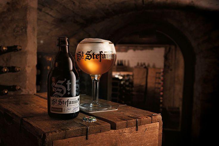 Пиво Аббатства ST Stefanus раскрывает свои секреты