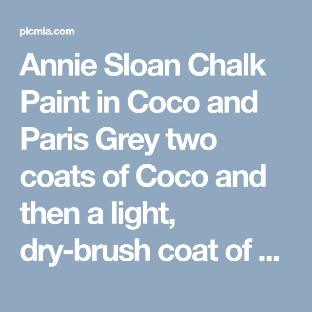Best 25 Gray Chalk Paint Ideas On Pinterest: Best 25+ Paris Grey Ideas On Pinterest