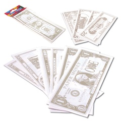 6 Inch Play Money Bills from Windy City Novelties