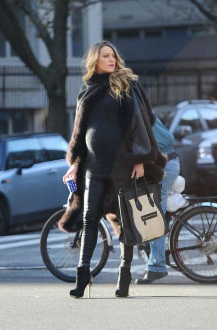 Moda Femenina Embarazadas Invierno 24 New Ideas