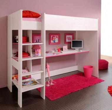 Futon bunk bed for girls - Double Deck Bed With Study Table And Cabinet 1000 Images About
