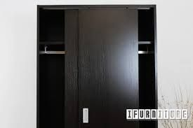 Image result for double sliding wardrobe doors