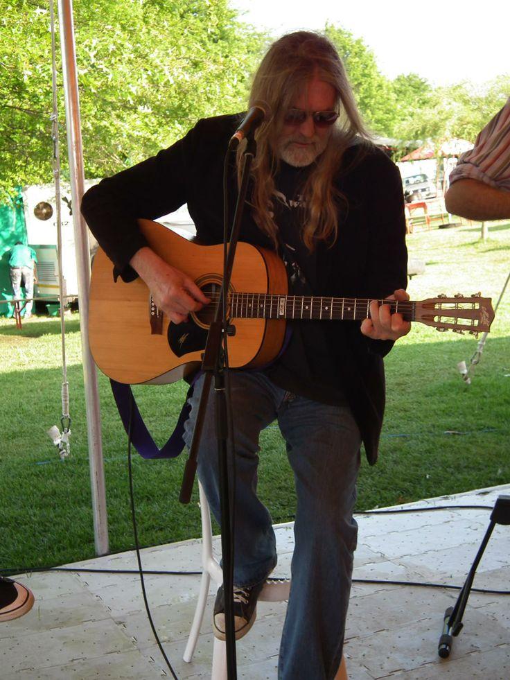 Piet Botha - South African Rock musician