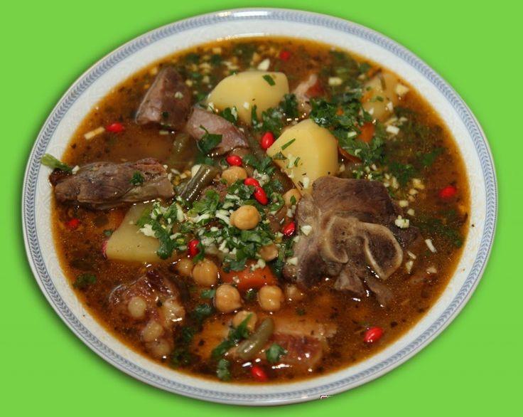 Parça bozbaş.  http://1001dad.com/parca-bozbas/ http://1001dad.com Bozbaş resepti.  Бозбаш из говядины Азербайджанская кухня