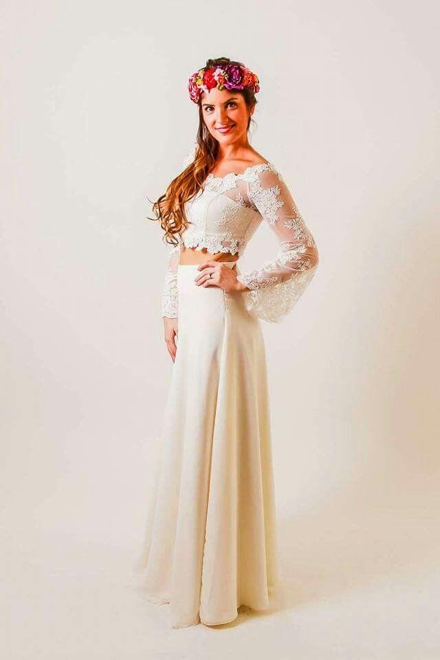 Vestido de novia ChocolateAmargo