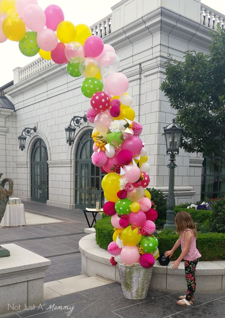 Alt Summit Summer 2015: Picnic Party   Balloon Arch