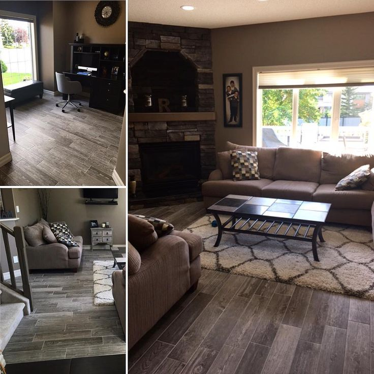 Can you believe this is tile?! These photos are from a project we recently completed. We are thrilled with how it turned out. Visit us in store to view our products and learn how we can help you install the floor of your dreams. [Featured: Mystic from San Marco's The Forest Collection]. . . . . . #floors #flooring #renovation #yegfloors #yegdesign #edmonton #edmontonliving #yeg_blog #shoplocal #interiorinspo #dreamhome #luxury #design #decor #yegdecor #trendy #home #780 #worldfloorcovering
