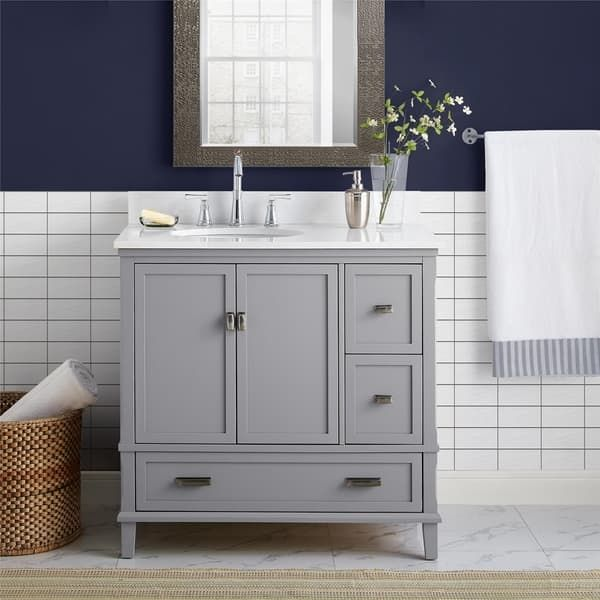 Our Best Bathroom Furniture Deals 36 Inch Bathroom Vanity Single Bathroom Vanity Single Sink Bathroom Vanity