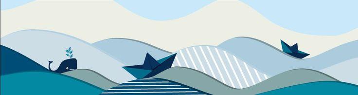 Frise thème mer - Claire GIRAUD