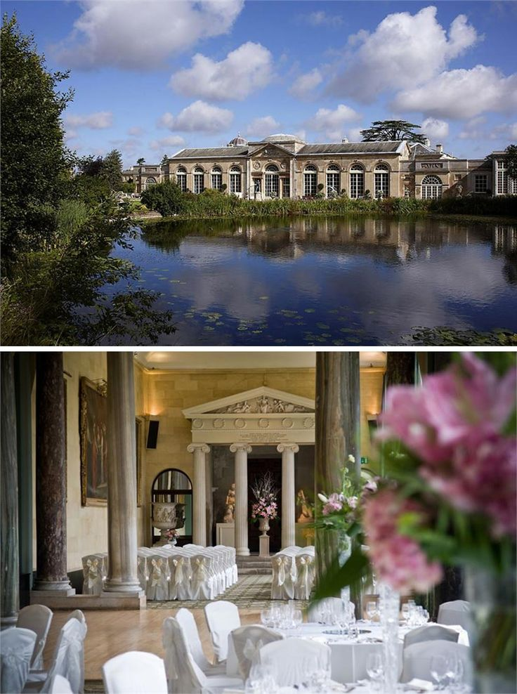 Our favourite celebrity wedding venues hotel wedding for Small intimate hotels