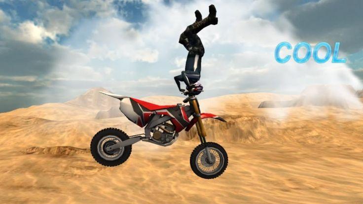 Games Motorcycle Racing, Hill Bike Galaxy Trail World 2, Racing Games Fo...