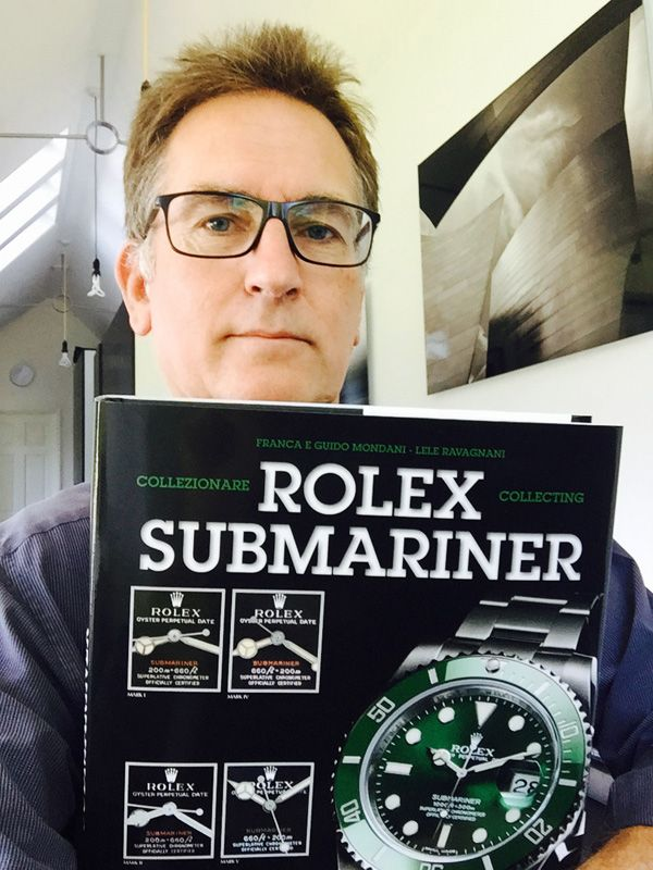 Mondani Club - Collecting Rolex Submariner