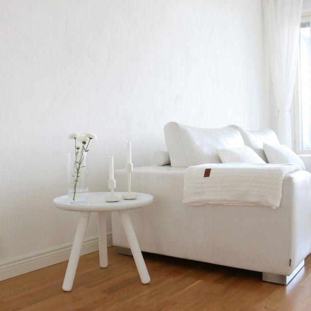 Tablo Table By Normann Copenhagen Via Oma Koti Valkoinen