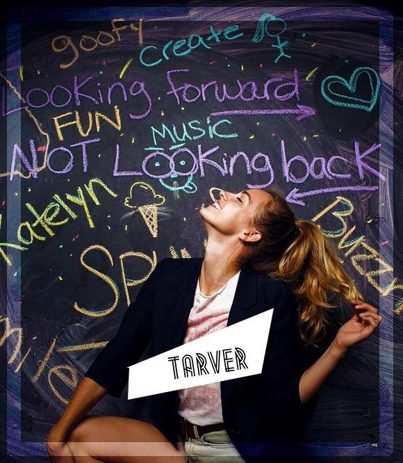 The lovely Katelyn Tarver