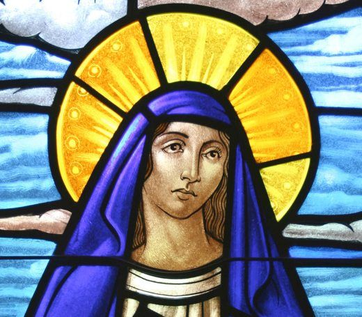 September Spotlight: The Blessed Mother Mary: Blessed Mother, Saint