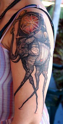 elephant.  http://davidhale.org/artwork/1910935.html