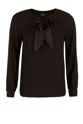 Style Butler   Top Andrea   zwart