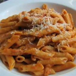 Chef John's Penne with Vodka Sauce - Allrecipes.com
