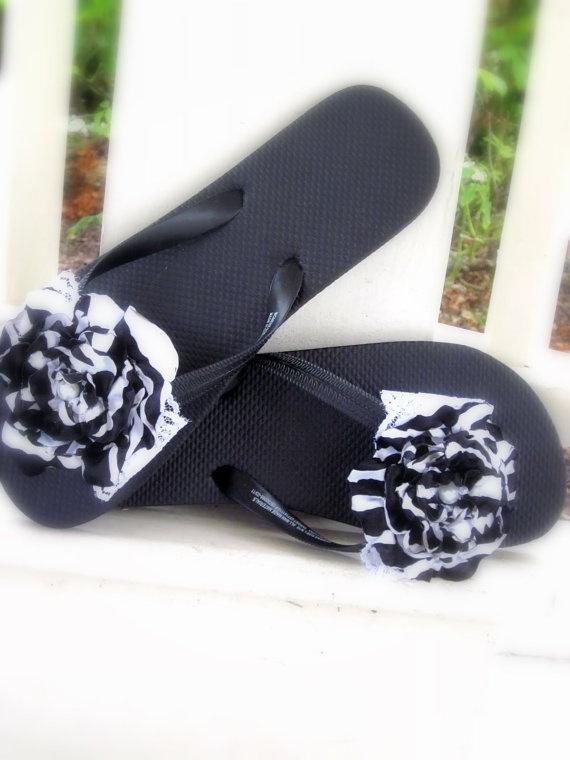 Such cute flip flops