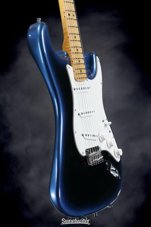 Fender Custom Shop Deluxe Stratocaster Special Blue Burst