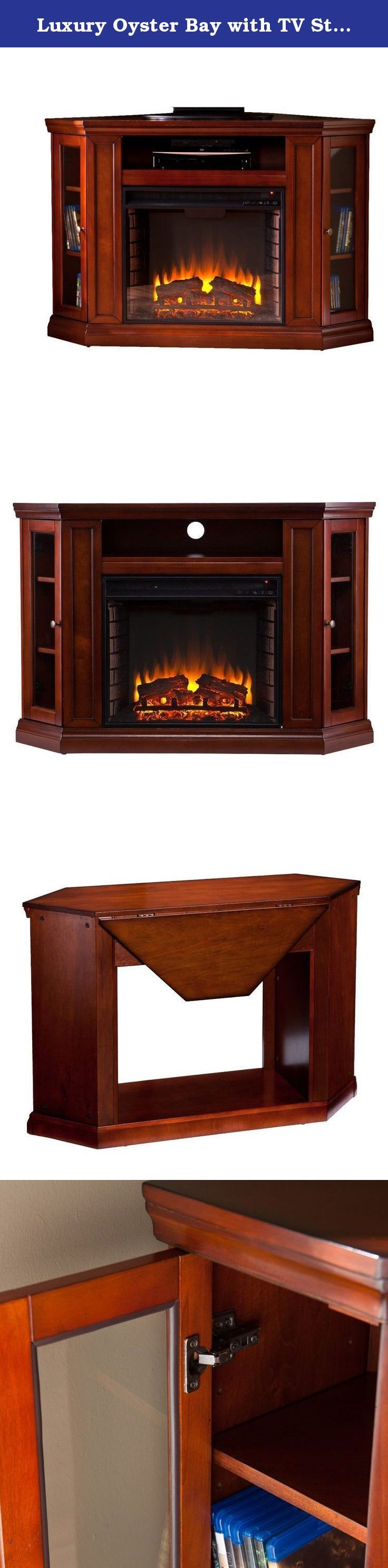 17 Best Ideas About Corner Fireplace Tv Stand On Pinterest Corner Electric Fireplace Electric