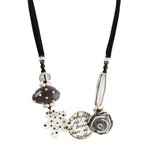 Necklace from Lalo Treasures.