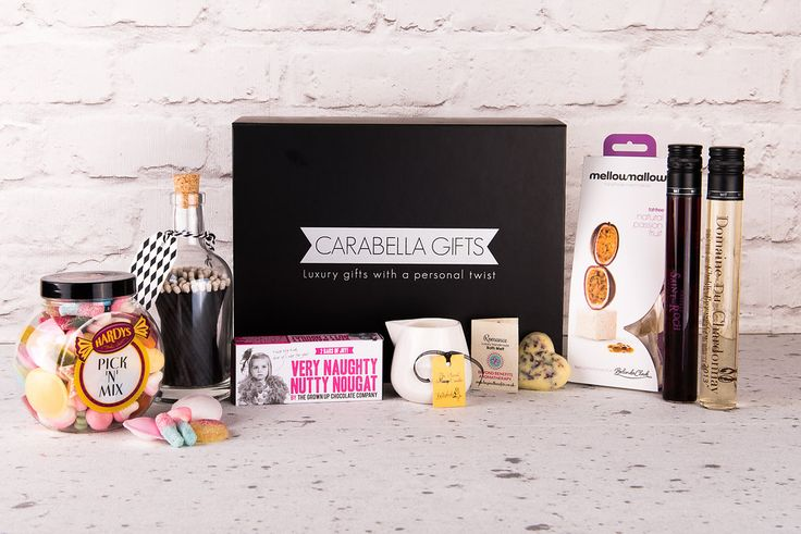 A Hamper of indulgence... Send this fun and indulgent hamper filled with an aromatherapy bath melt and oil, stylish glass of matches and a selection of artisan sweet treats.