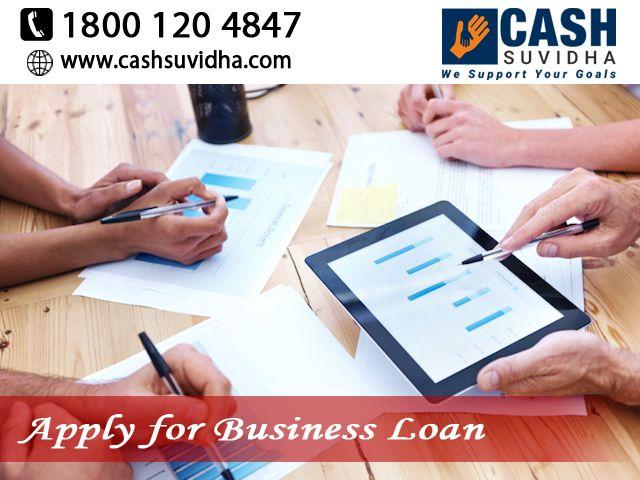 Cash Suvidha provide online application process for Business Loan. #ApplyOnline #BusinessLoan #FastApplication #QuickLoan