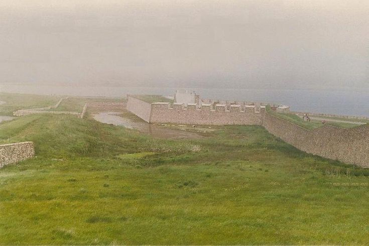 The Fortress of Louisbourg is a National Historic Site of Canada, a key location during the Seven Years War, and is apparently haunted by numerous #ghosts.