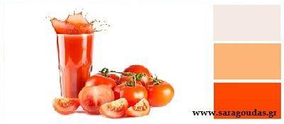Χρωματα για Κουζινα,  Αποχρώσεις του Πορτοκαλί