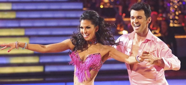 "Melissa Rycroft and Tony Dovolani win ""Dancing With The Stars"""