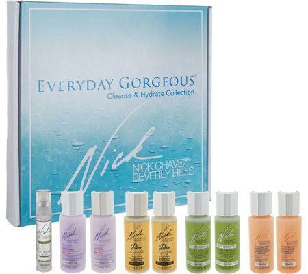 Nick Chavez Shampoo and Conditioner Assorted Sampler Kit