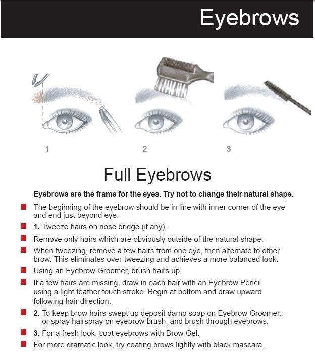 How to do Eyebrows…Victoria Jackson How to do eyebrows