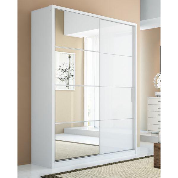 Manhattan Comfort 2-door Bellevue Wardrobe