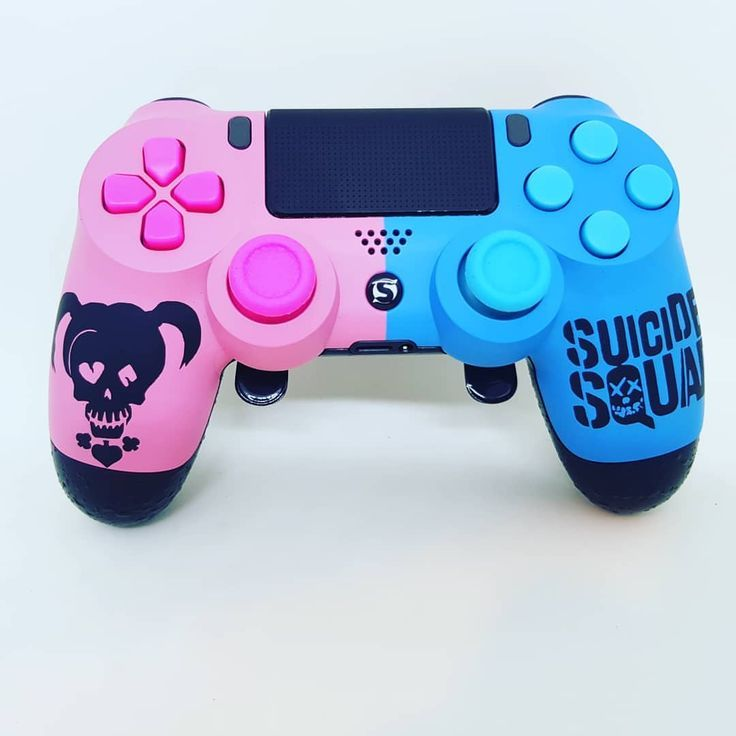 Games Ps4 Controller Custom Ps4 Accessories Gamer Gear