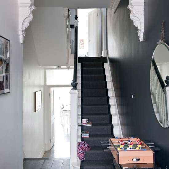 Love this pic, are your stairs ever free of clutter? Not for those of us in a four story townhouse!