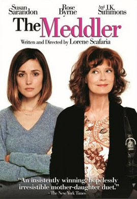 The Meddler (DVD). Click on the cover to see if the movie is available at Freeport Community Library.