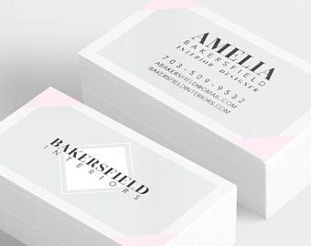 Best 25 thick business cards ideas on pinterest plastic modern business card simple business card geometric business card printed business cards reheart Gallery