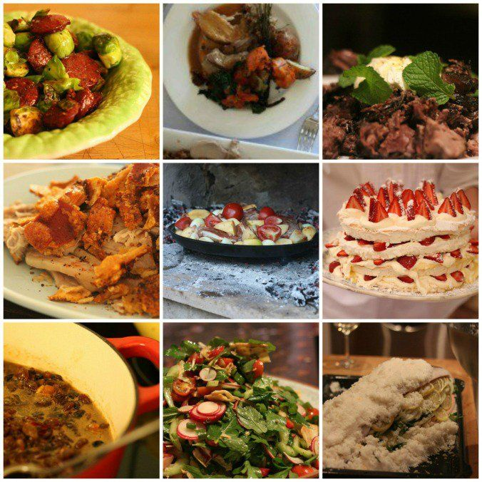 Monday meal ideas: A Christmas cornucopia!