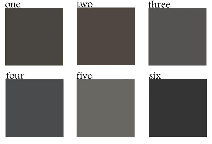 The 6 Best Dark Paint Colors Sherwin Williams Sealskin