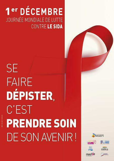 MINE D'INFOS: Journée mondiale de lutte contre le sida :  la MGE...
