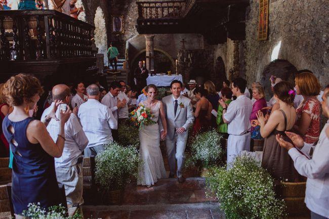 Gaaf! Laat je inspireren door deze kleurrijke Mexicaanse bruiloft Image: 12