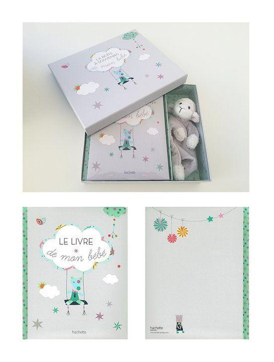 // La boîte à souvenir de mon bébé_Hachette éditions, 2015.