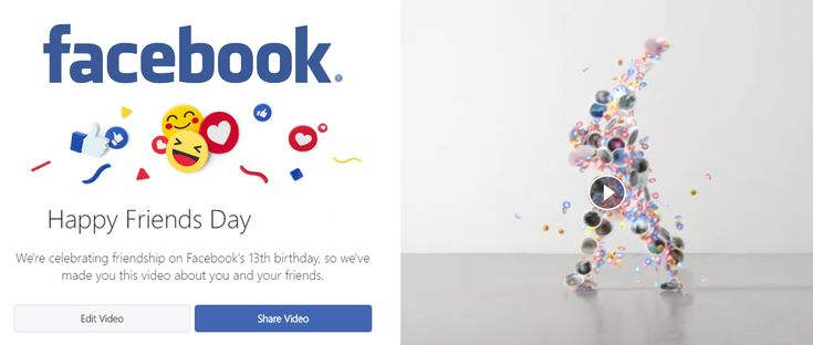 How to Create your Facebook Friends day Video. #Friendsday #facebook #squad #friends +Downloadsource.net