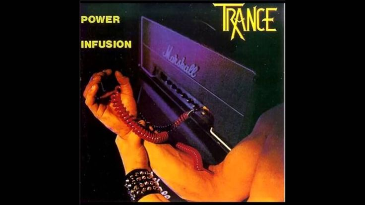 Trance - Power Infusion - Full Album