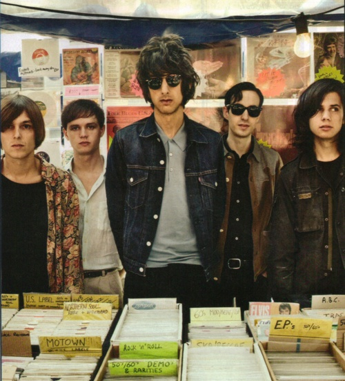 The Horrors kick ass and are British double win