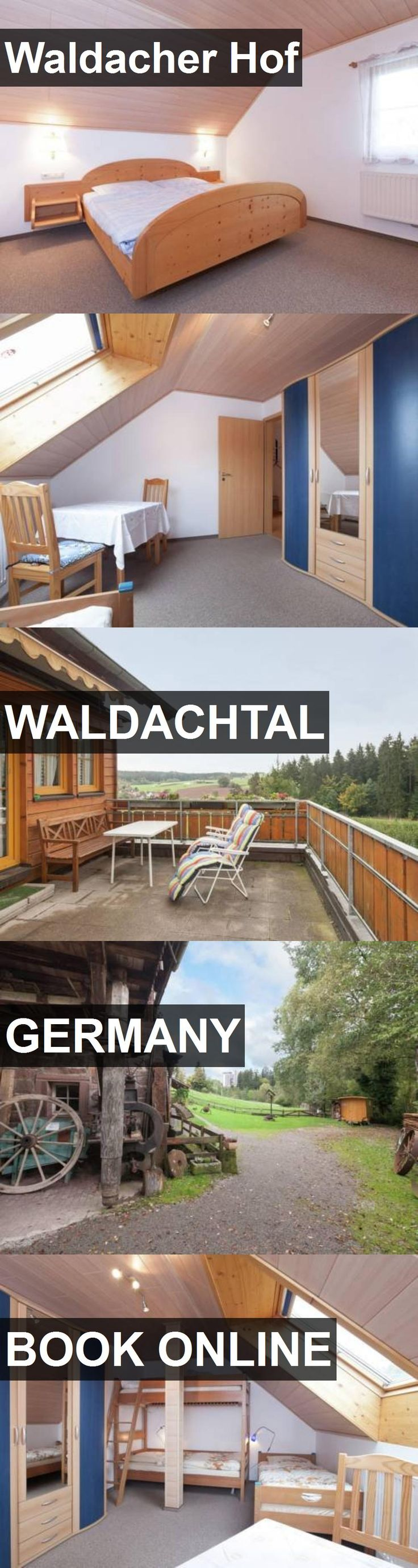 Hotel Waldacher Hof in Waldachtal, Germany. For more information, photos, reviews and best prices please follow the link. #Germany #Waldachtal #hotel #travel #vacation